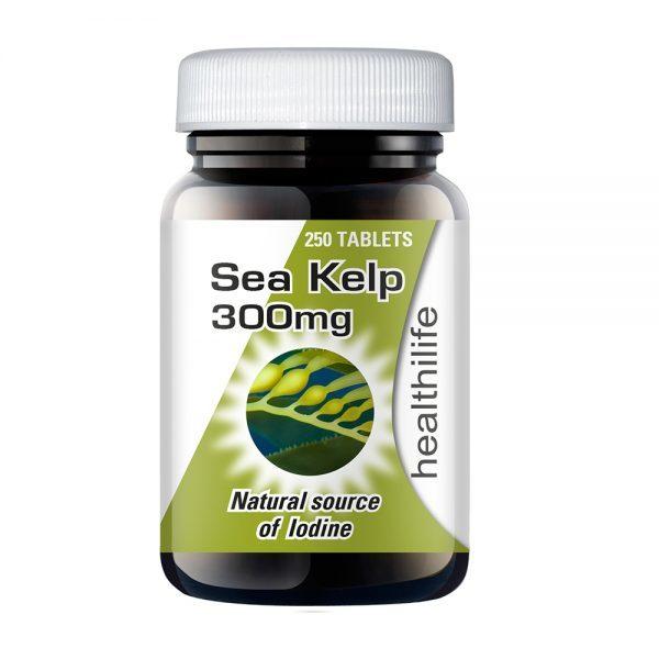 Healthilife Sea Kelp 300mg
