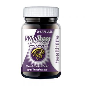 Healthilife Windless Activated Charcoal