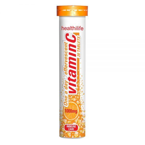 Vitamin C Tablets - Immune Booster