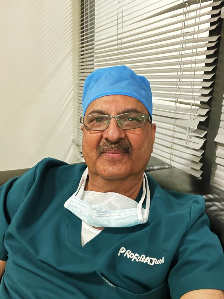 Dr. Zia Ullah Bajwa (Orthopaedic)