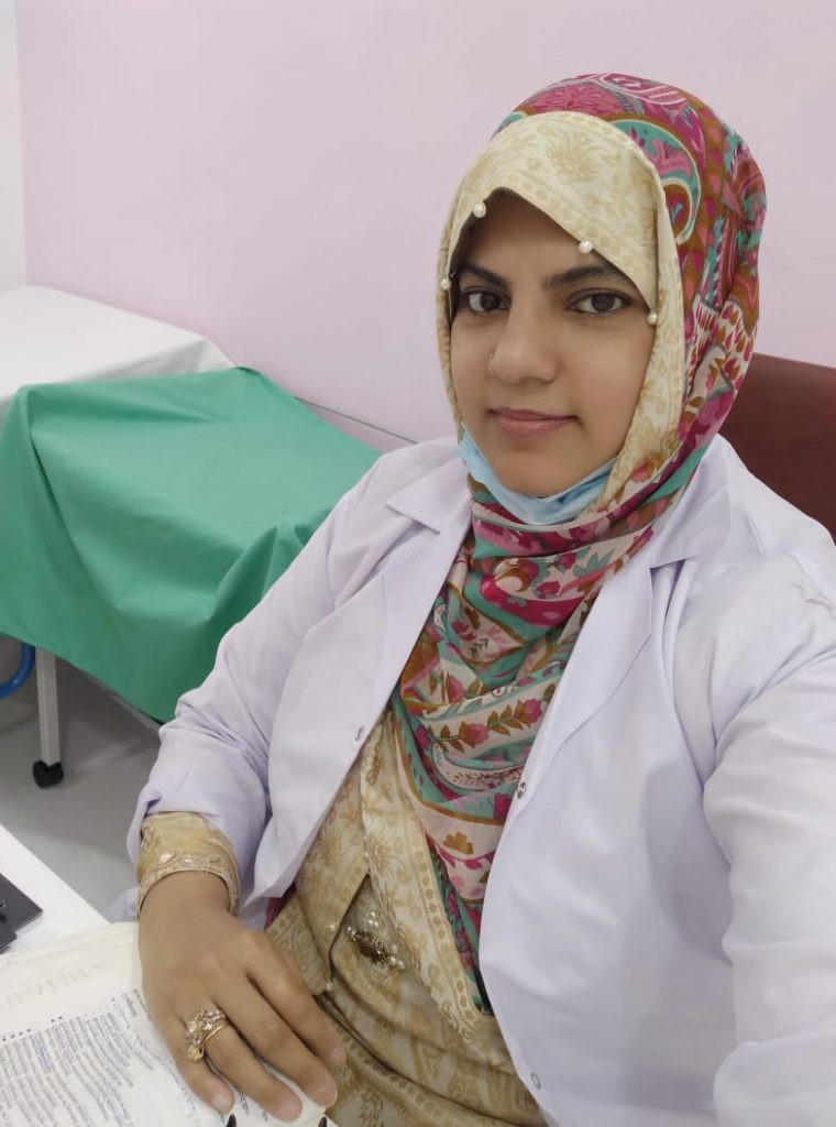 Dr Kausar Baloch (Consultant Gynaecologist)