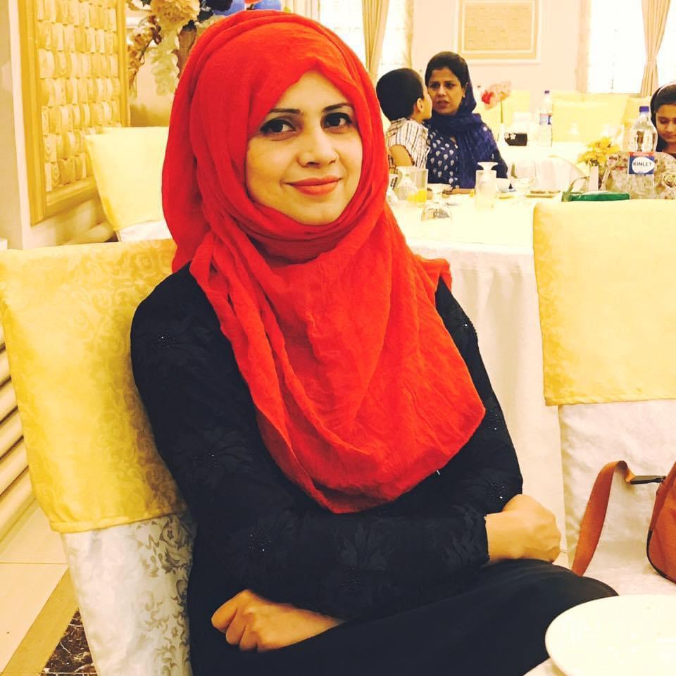 Dr Khadija Kiran (Dermatologist)